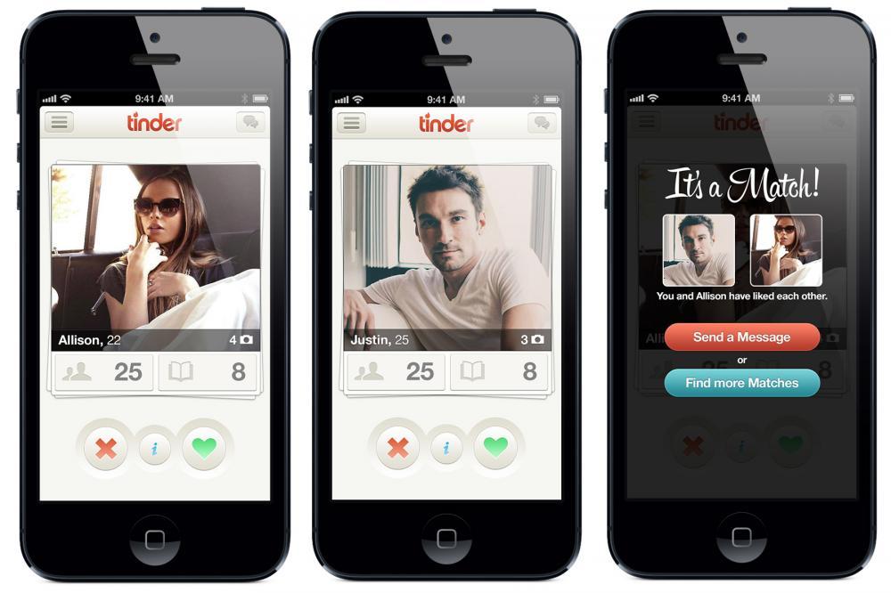 tinder приложение как пользоваться