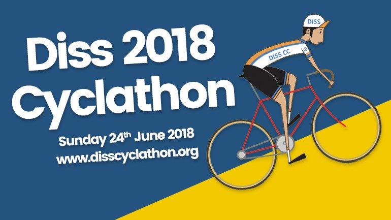 Team Invision are pleased to be taking part in the Diss Cyclathon this Sunday to help raise money for Nelson&#39;s Journey! If you&#39;d like to donate for a great cause then please donate via the JustGiving link:  http:// ow.ly/yeCs30kA7Jt  &nbsp;    We wish Laura, David and Greg the best of luck!<br>http://pic.twitter.com/TpL4kB4u7X