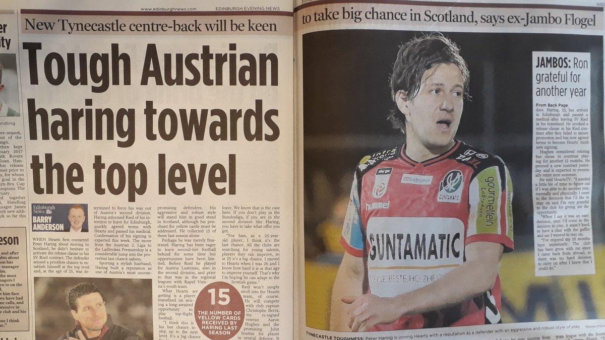 edinburgh evening news football