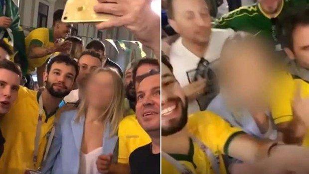 Russa cria petição para penalizar brasileiros que assediaram mulher em seu país. https://t.co/ueB4YtEpMq