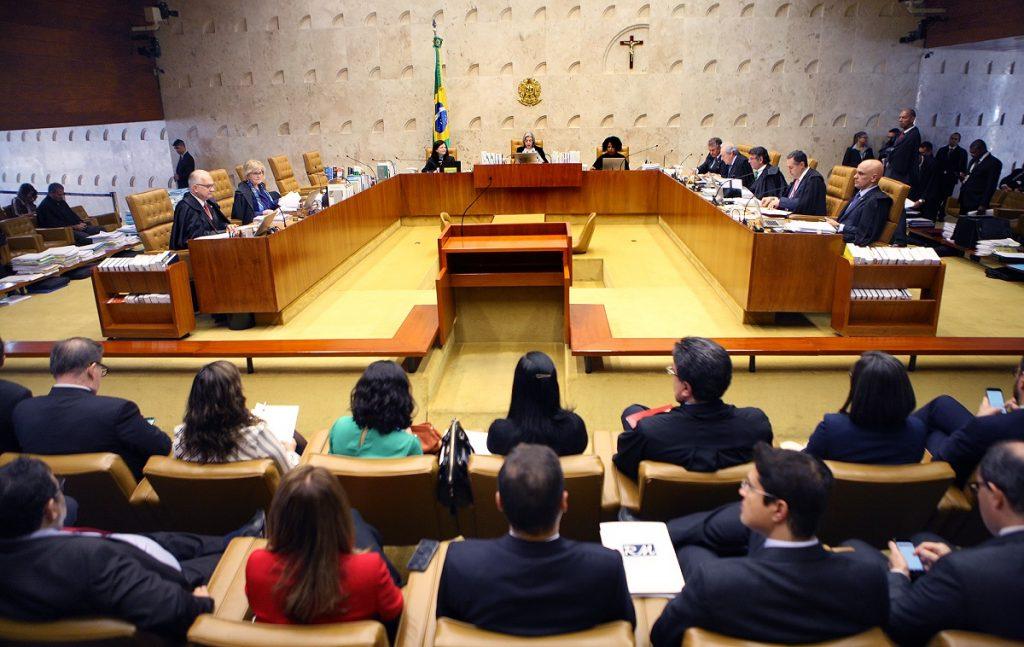 AO VIVO – Sessão do STF. Na pauta: embargos de declaração na ação penal contra o senador Ivo Cassol https://t.co/9ycmyhUvad
