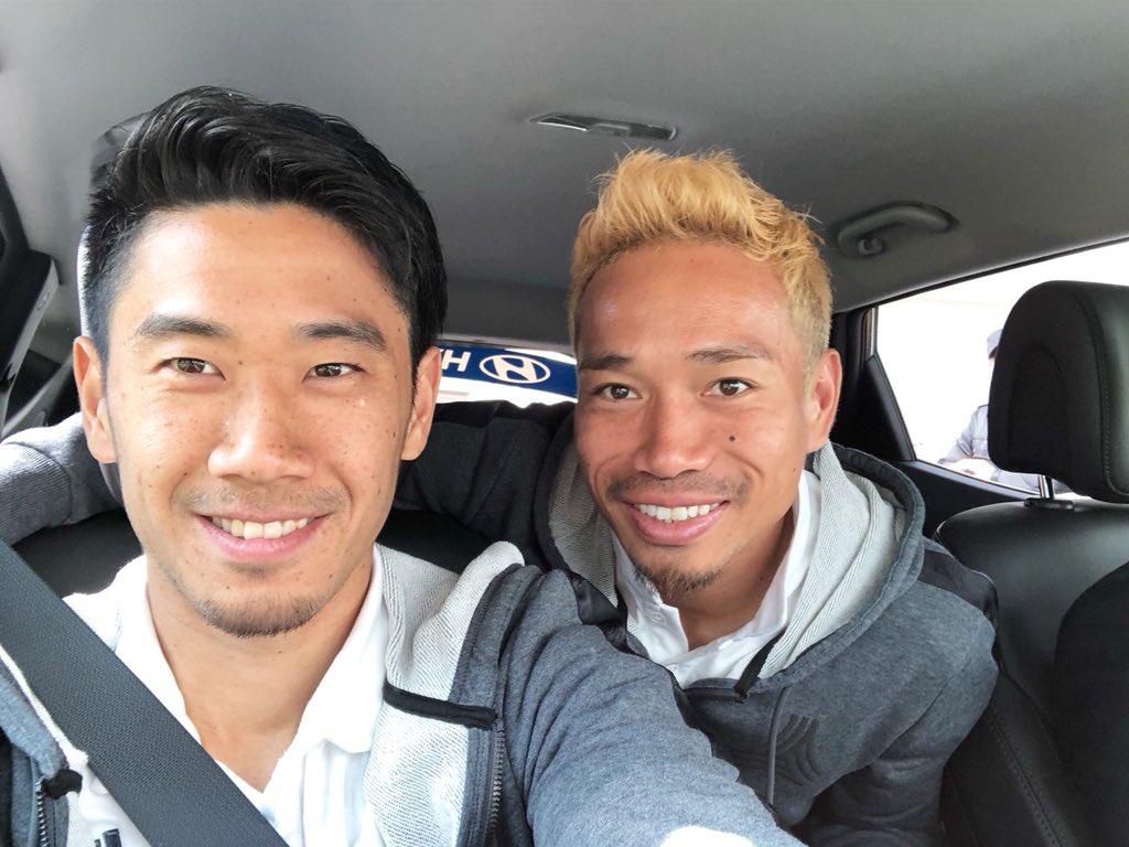 nice goal 👍✨👏 @S_Kagawa0317 #shinjikagawa