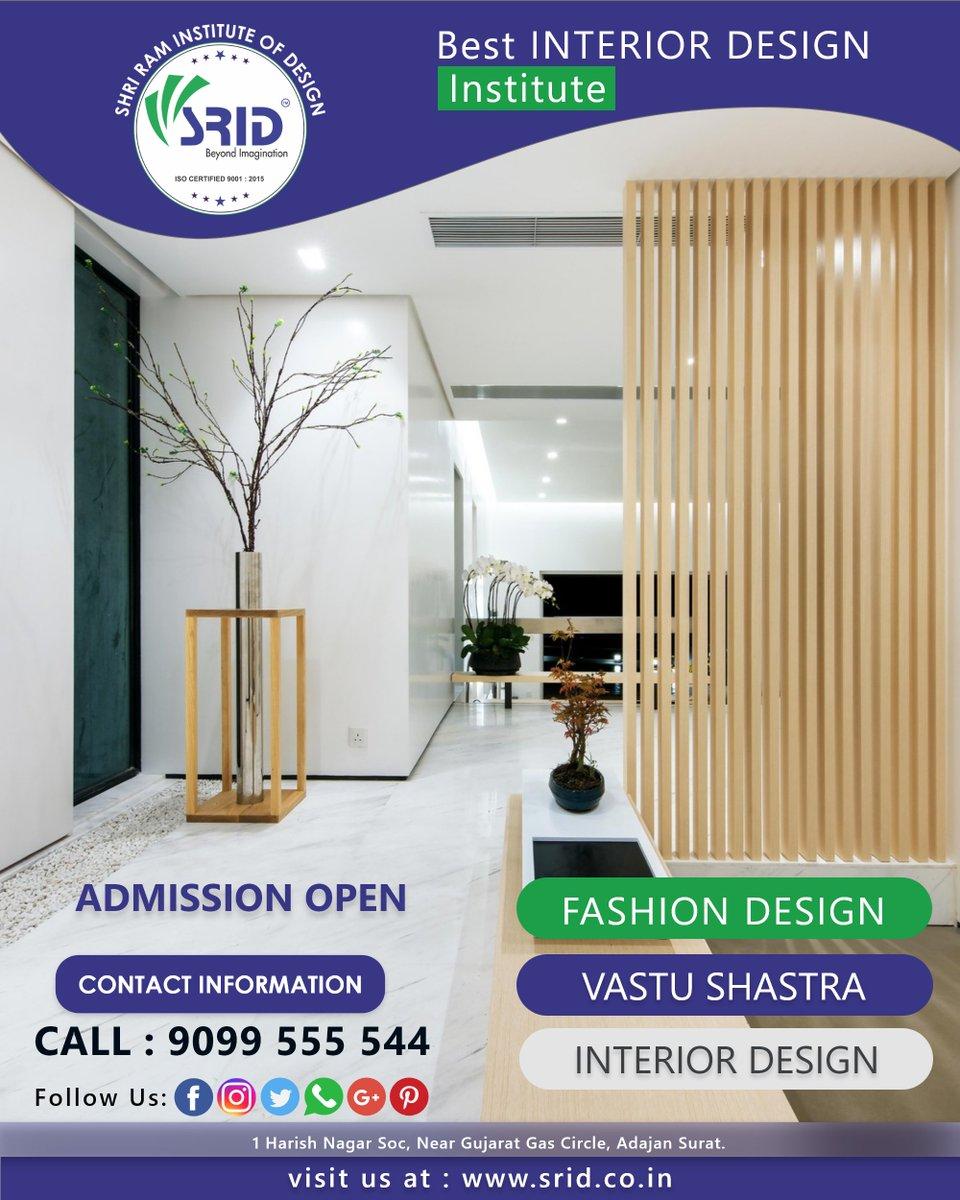 Srid On Twitter Admission Open For 2018 19 Batch Fashion Designing Interior Designing Vastu Shashtra 1st Time In Surat Visit Https T Co Uewphbnlge Admission Fashion Fashionista Fashiondesign Myfashion Drawing Design Followforfollow
