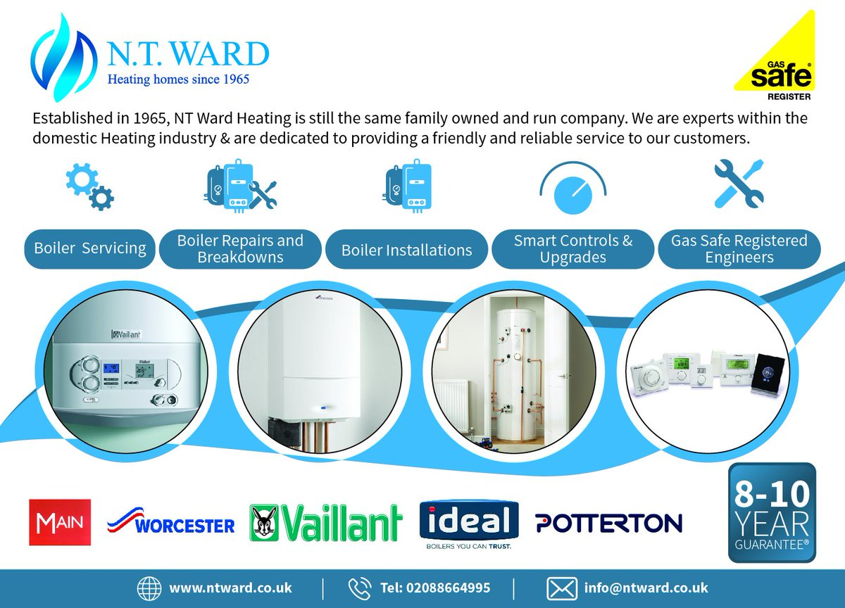 NT Ward Heating Ltd (@ntwardheating) | Twitter