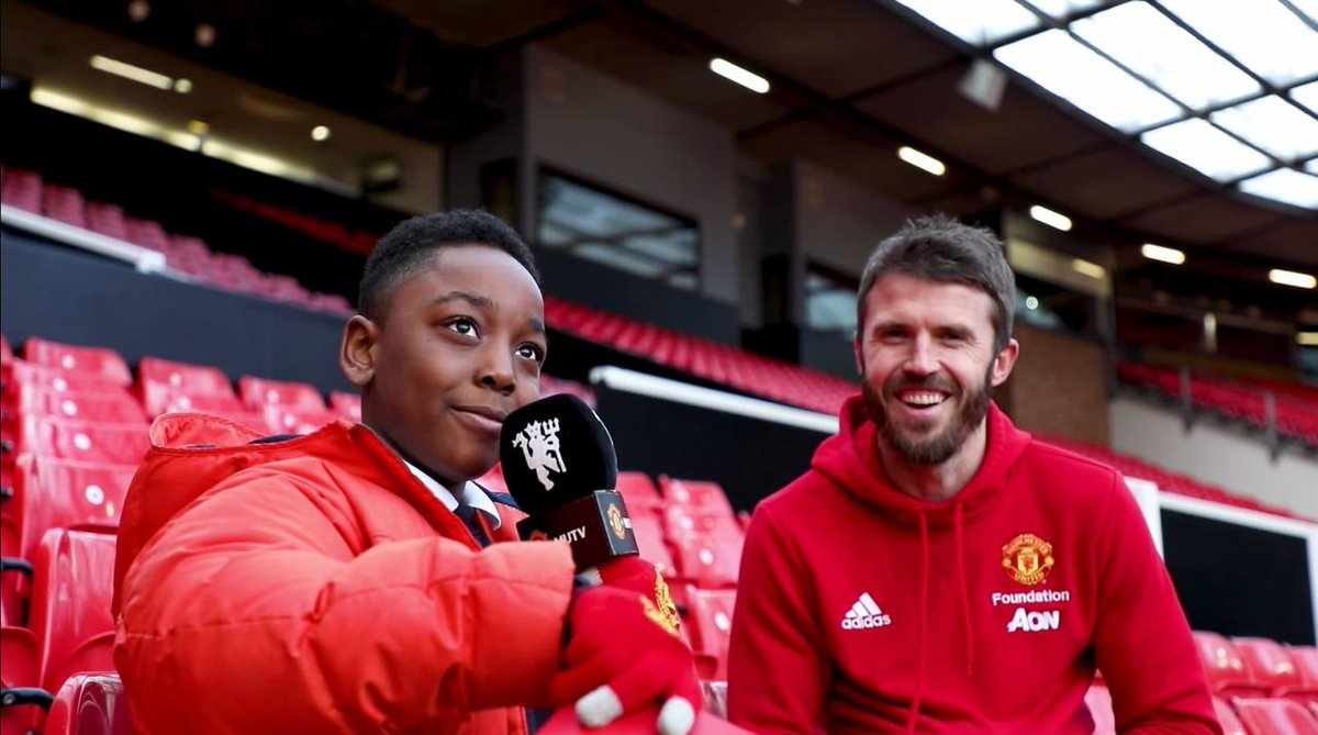 Youll ❤️ @MU_Foundations latest #UnitedandMe film, which focuses on big #MUFC fan Shia and his special visit to Old Trafford...