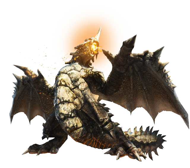 Gravios and Basarios were brought back in Monster Hunter Generations Ultimate purely for their challenge factor. The MH Team felt that both were difficult enough to encourage new players to try different styles and arts on them if they faced problems while hunting them.