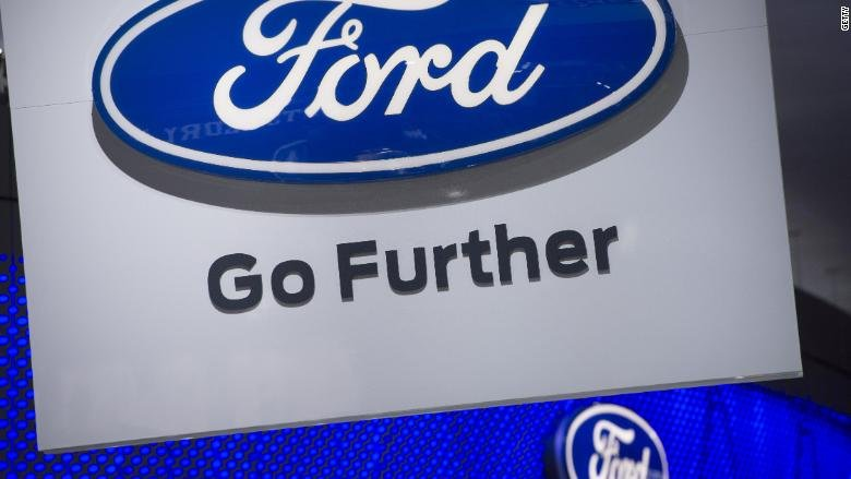 Ford and Volkswagen may develop vehicles together https://t.co/acEL2O3B1x