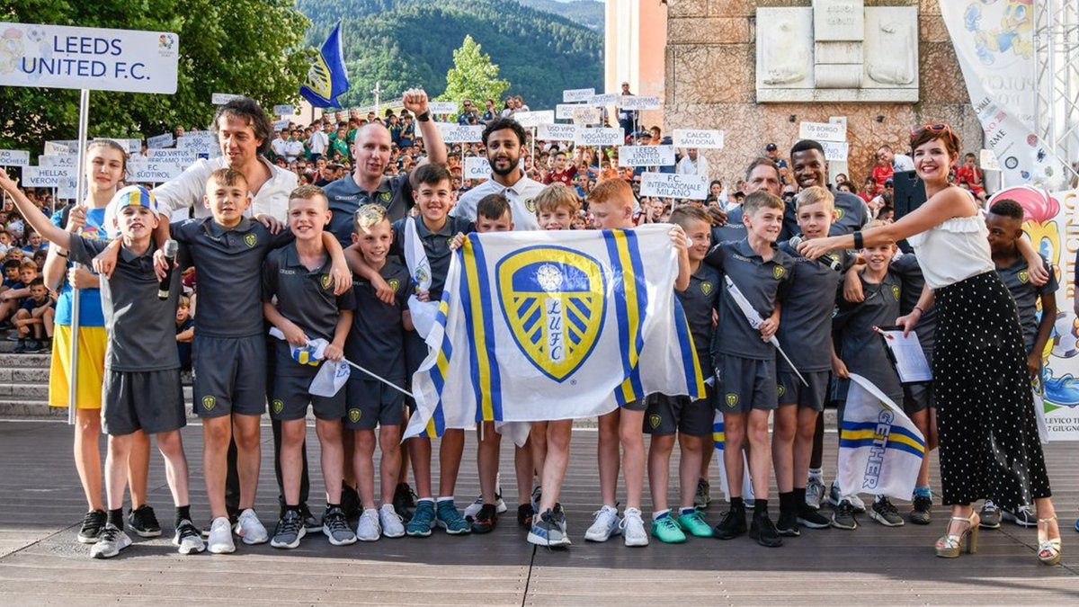 📰 | International tournament in Trentino a successful experience for #LUFC Foundation and RTC Girls Read more ➡️ bit.ly/2M92bxH