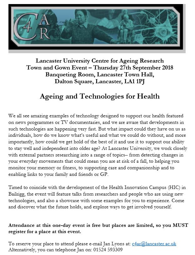 C4ar lancaster c4arlancs twitter technologies for health open to all reserve your place at c4arlancaster townandgown digitalhealth please rtpicitter7mz7ipug3b solutioingenieria Gallery