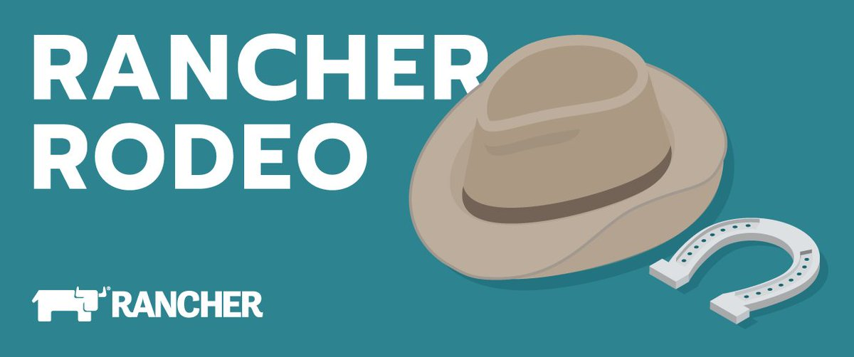 "Rancher Labs on Twitter: ""Check out the July UK Rancher Rodeo with ..."