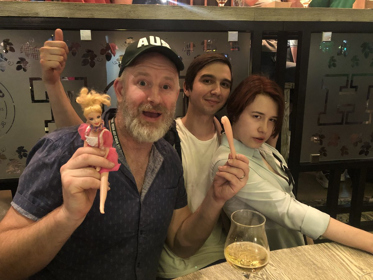 Russian barbie dolls turn into real women