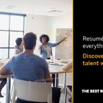 Go beyond the resume. According to @williamtincup, candidates who look perfect on paper may not actually meet your organizations needs. #SAPAppCenter https://t.co/mteB2oS77I