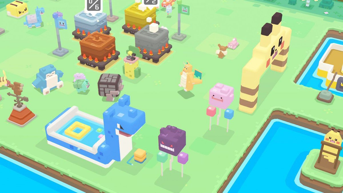 Pokémon Quest Might Be On Mobile Next Week - https://t.co/Kg3B5LTmhV