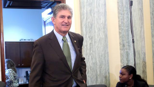 NEW POLL: Manchin leads GOP challenger by 9 points in West Virginia https://t.co/KfdiGzk4vU