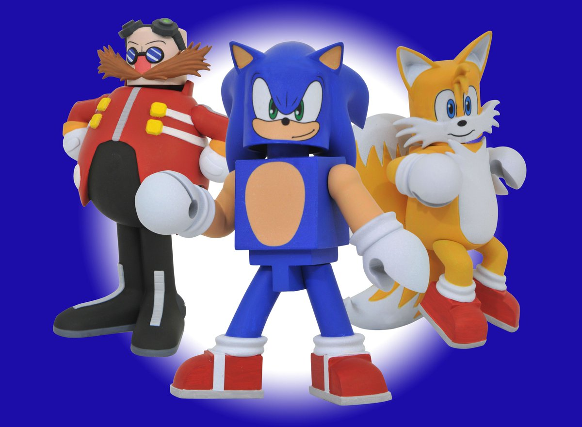 sonic the hedgehog on twitter new sonic vinimates are on the
