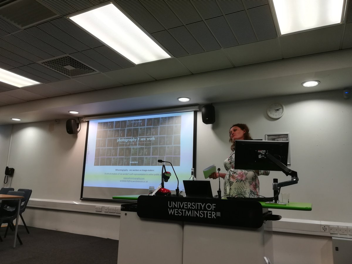 Looking forward to @PhDPhotographer talking about #whoretography @UniWestminster #researchernetwork #researchvisibility <br>http://pic.twitter.com/qqZZB5zXx1