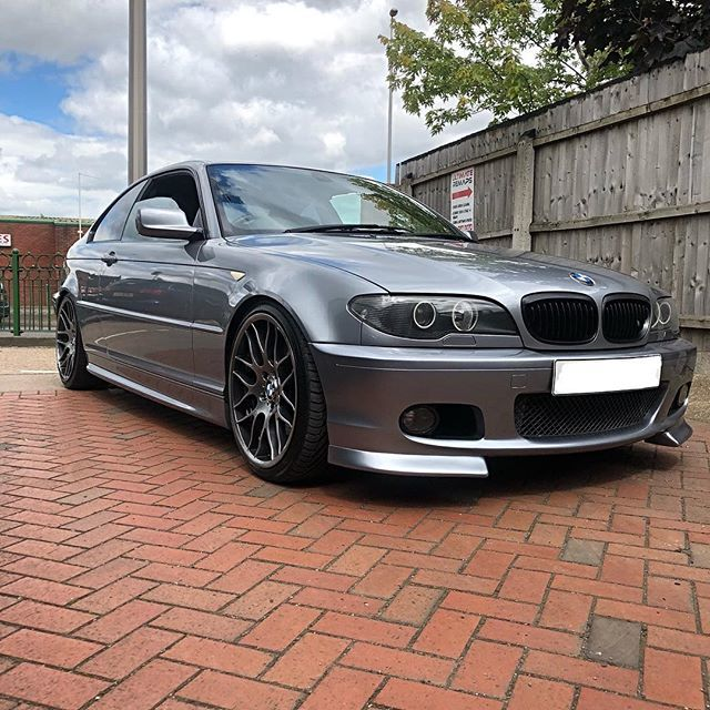 Ultimate Remaps On Twitter Bmw 330ci In For A Stage 1 Remap