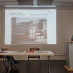 Image for the Tweet beginning: Präsentation des Neubaus des #SIPBB