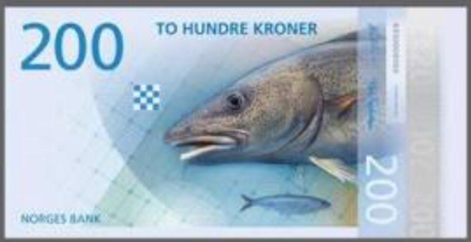 ノルウェーに行ったときの話なんですが、北欧はキャッシュレスが進んでいて、ぜんぜん現金に触らずにいたら、最終日にアイスを食べたくなり、お店に行ったら「現金しか使えません。」と言われたので、ATMで「どんな偉いひとが印刷されてるのかな?」と思いながらお札を下ろしたときの衝撃ですよね。