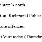 Image for the Tweet beginning: MAN ARRESTED: Officers from Richmond