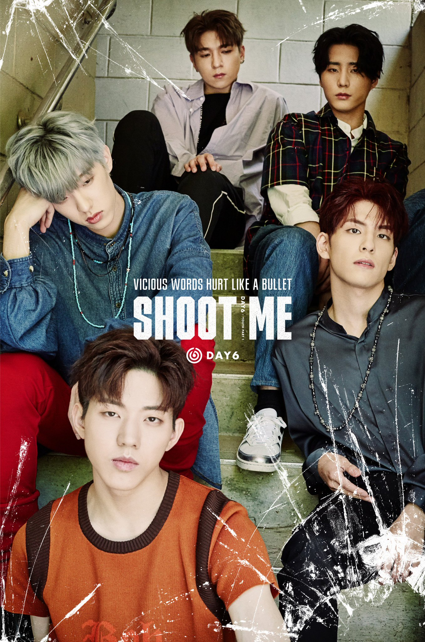 DAY6 <Shoot Me : Youth Part 1>  Group Teaser Image  #DAY6 #데이식스 #ShootMe #YouthPart1 https://t.co/QprZ0j1Xrw