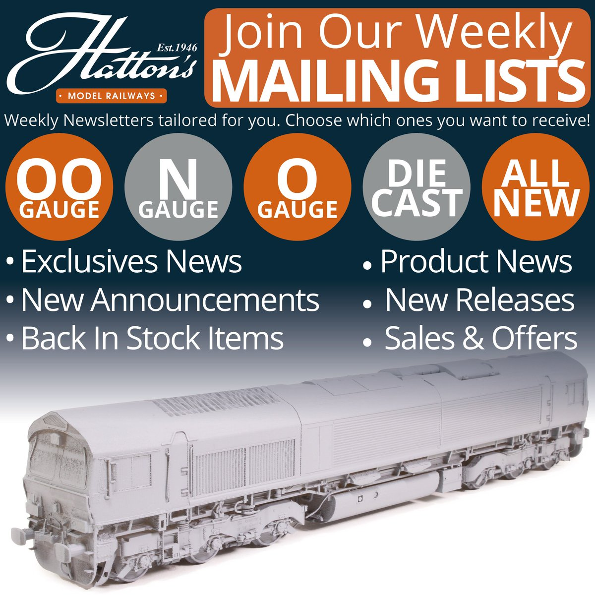 54064ff6d1c Choose which lists are relevant to you and get weekly emails that showcase  news