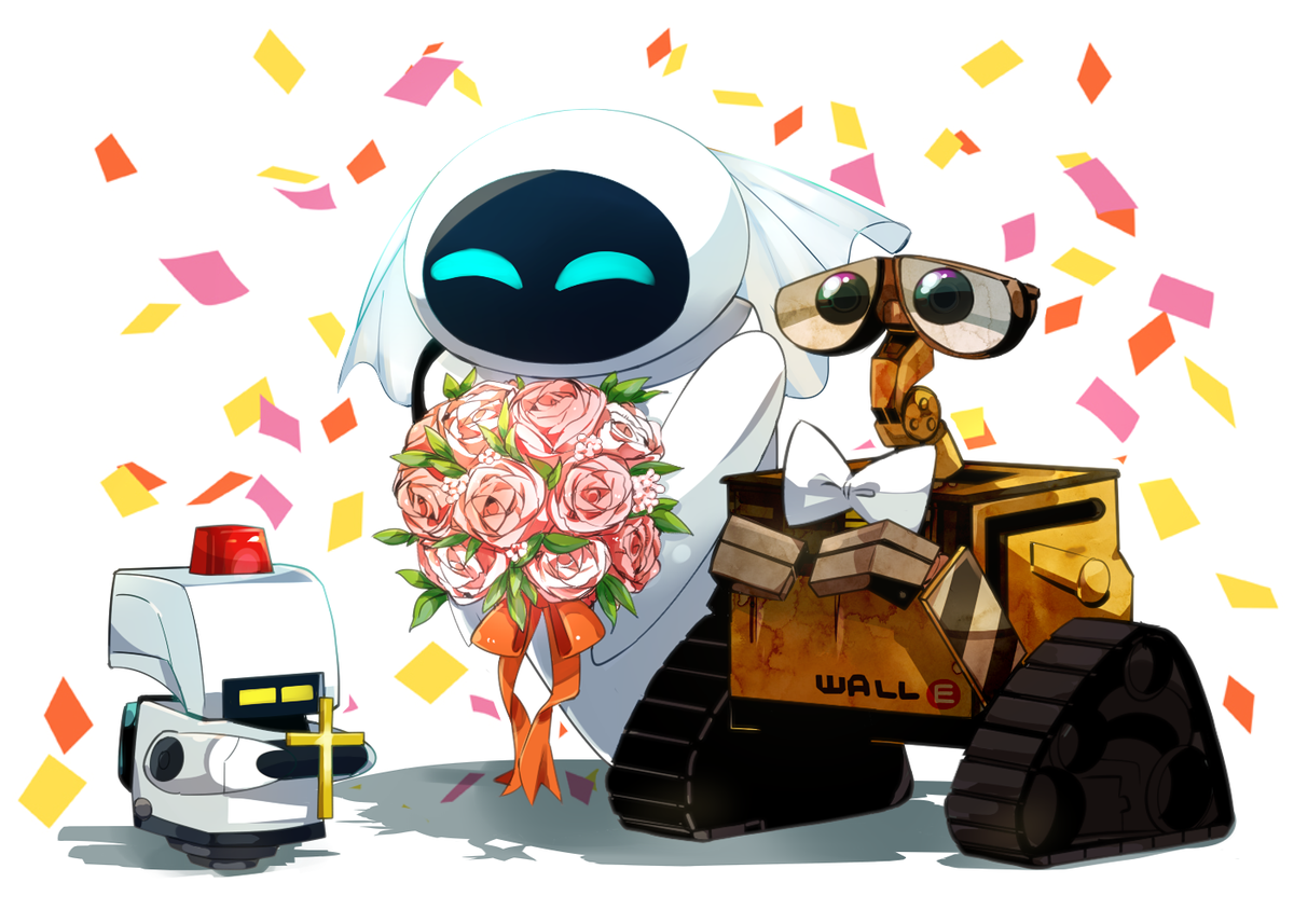Wall-e is best anime (@DeniseL76461256) | Twitter