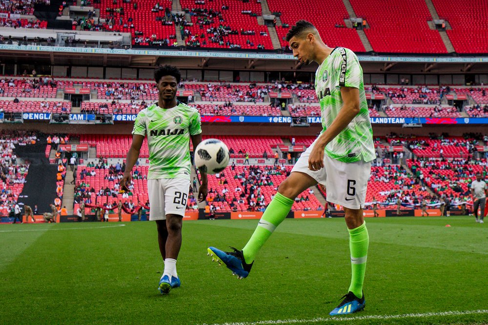 @Gidi_Traffic Leon Balogun has revealed that his grand mothers death was behind his decision to play for Nigeria. My grandma's death had a huge effect on me..my grandma,lived in Nigeria.She told me I had to heal my soul,my heart before I could become the player I wanted to be