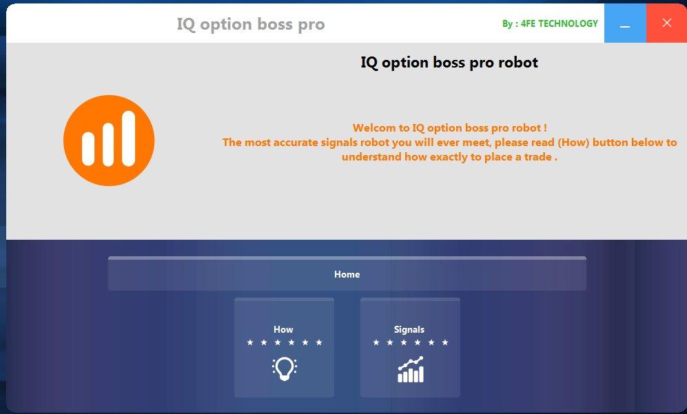 iq option boss pro