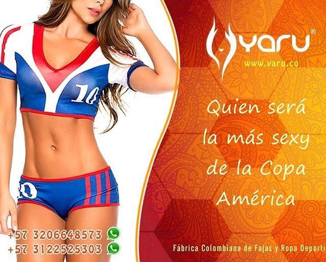 6cc0cdb69fc ... YARU Fabrica de Fajas apoya a todas las selecciones de  America en las  buenas y en las malas. --  colombianwaisttrainers  fajascolombianas ...