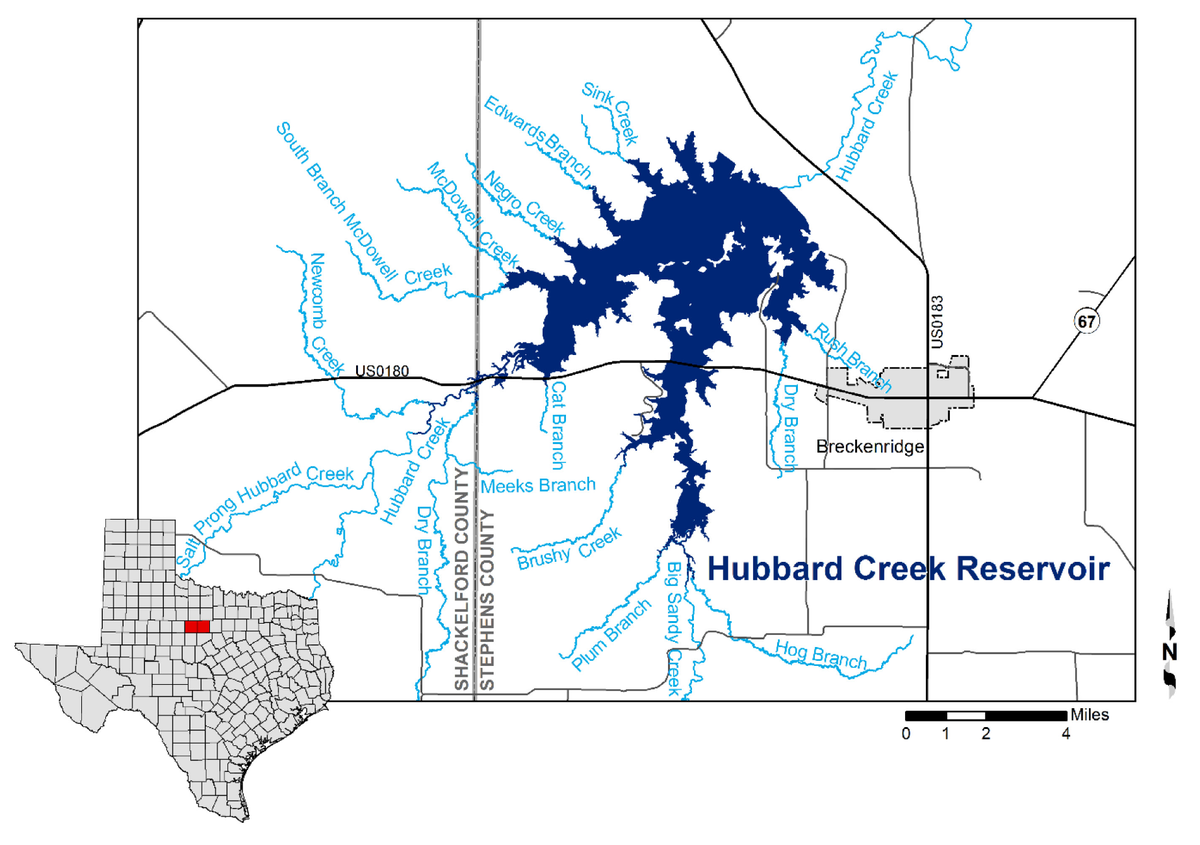 rates of sedimentation, and projected #txwater supply availability  our  latest volumetric survey of hubbard creek dam and hubbard creek reservoir  is