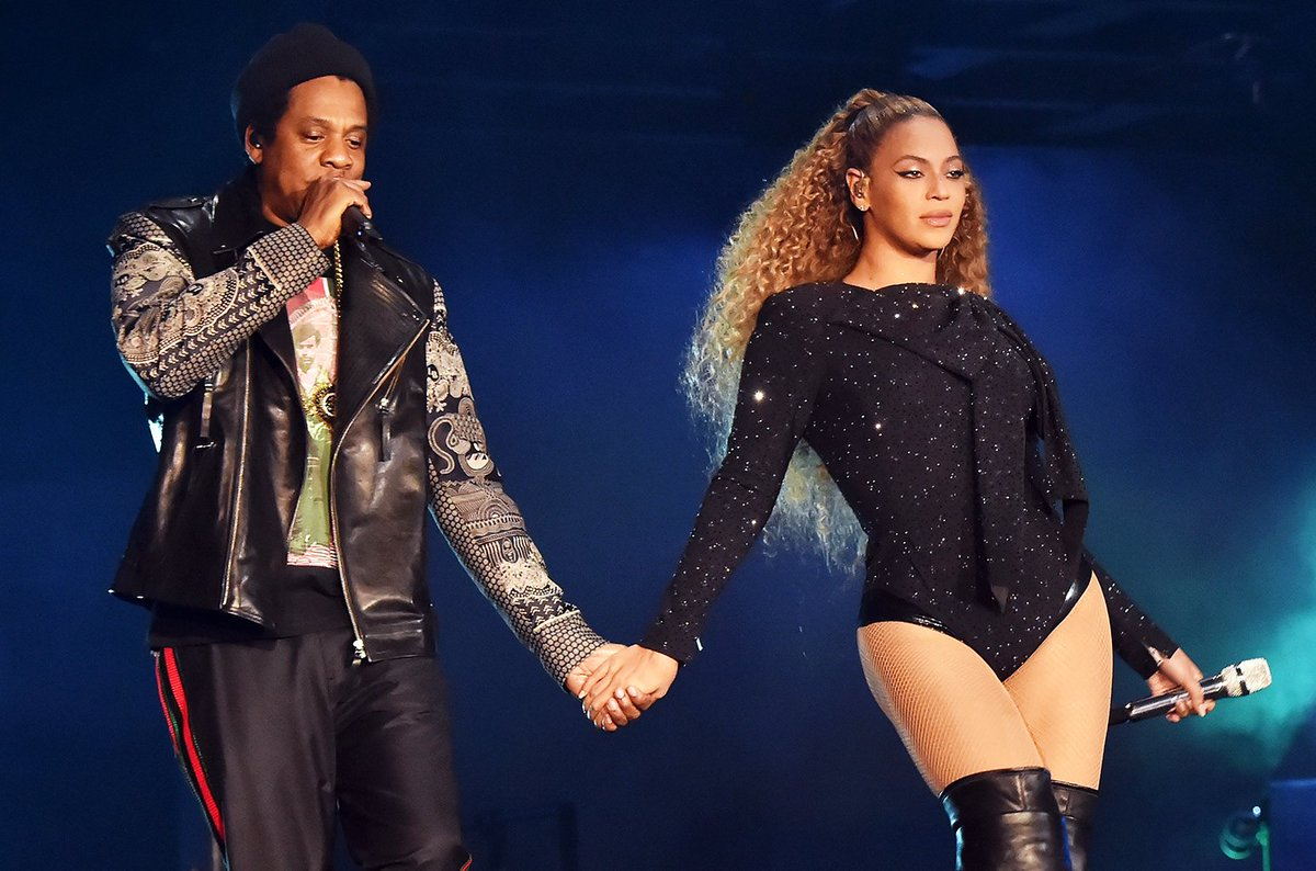 Why Beyonce & JAY-Z's #EverythingIsLove album is already a no-brainer Grammys contender https://t.co/LhnYKIH4SF