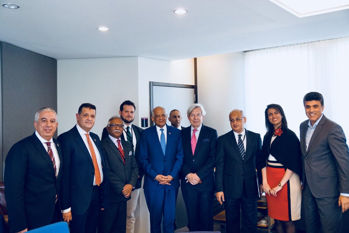 Pleasure to host fruitful exhange of views with Dr. Ali Abdel Aal, Speaker of the House of Representatives of #Egypt & other distinguished guests of the House on political, socioeconomic & geopolitical developments, and the state of play of the EU-Egypt Partnership.