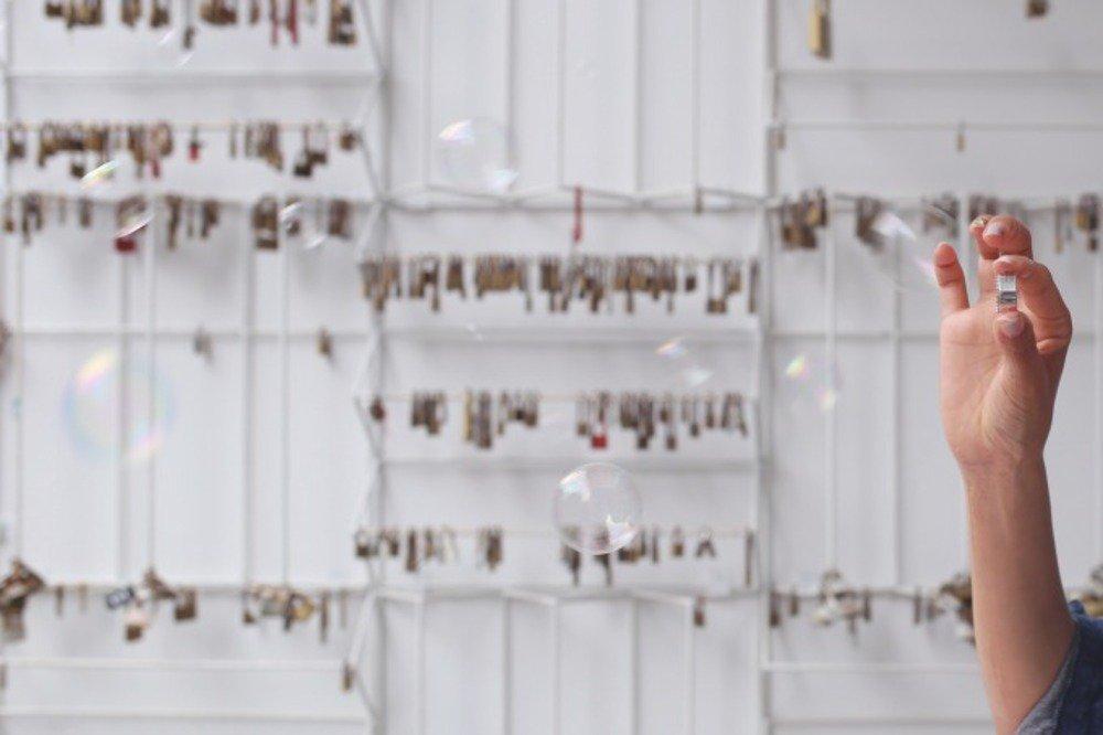 ジャムホームメイド「シャボン玉を作れる」新作リングBUBBLE RING発売 - https://t.co/sWbGaiyA1S