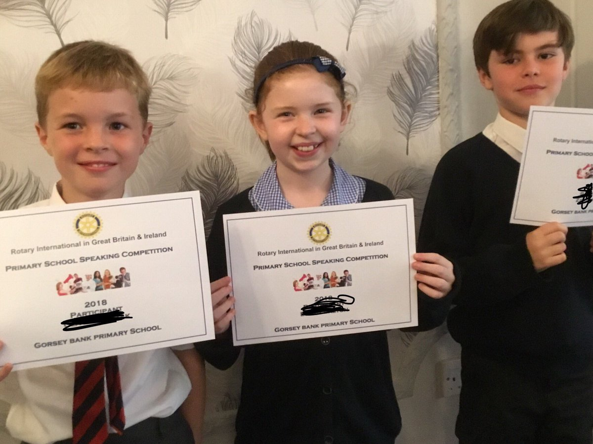 test Twitter Media - We are very proud of our public speakers who participated in The Primary School Speaking Competition #gorseyenglish #gorseypshe https://t.co/xmzBQTwz6O