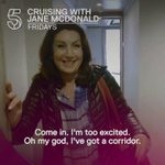 #CruisingWithJaneMcDonald Twitter Photo