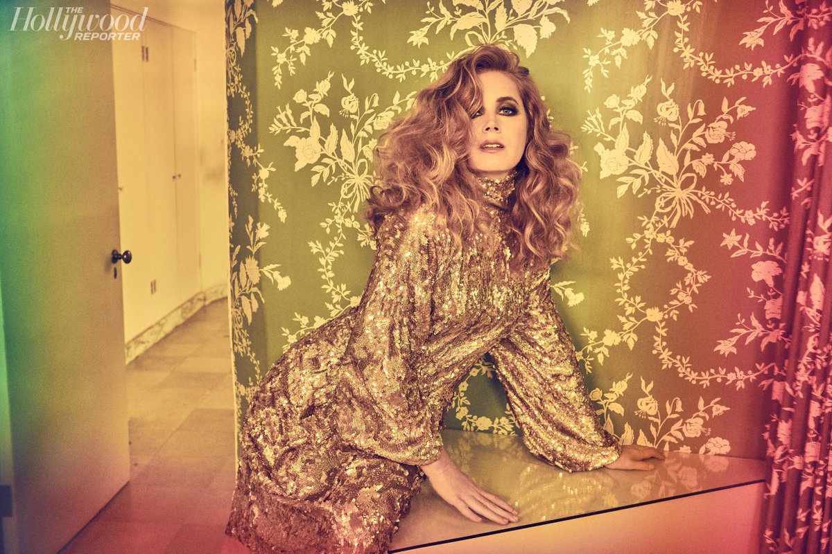 Amy Adams reveals why chose not to speak immediately after the Sony hack, which revealed a pay disparity between Adams and Jennifer Lawrence and their male co-stars on 'American Hustle' https://t.co/HvKQj6YOd2