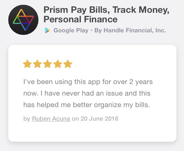 prism money login
