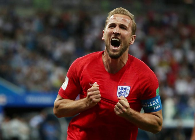 #thfc striker Harry Kane has set his sights on challenging Cristiano Ronaldo and Lionel Messi to being labelled the best player on the planet. Foto