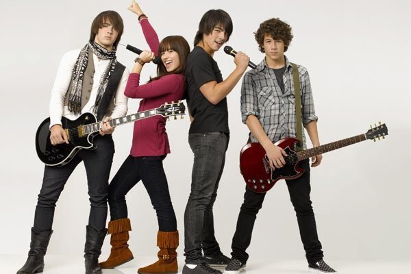 #10YearsOfCampRock well that went by quick! What was I doing with my hair....🤦🏻♂️