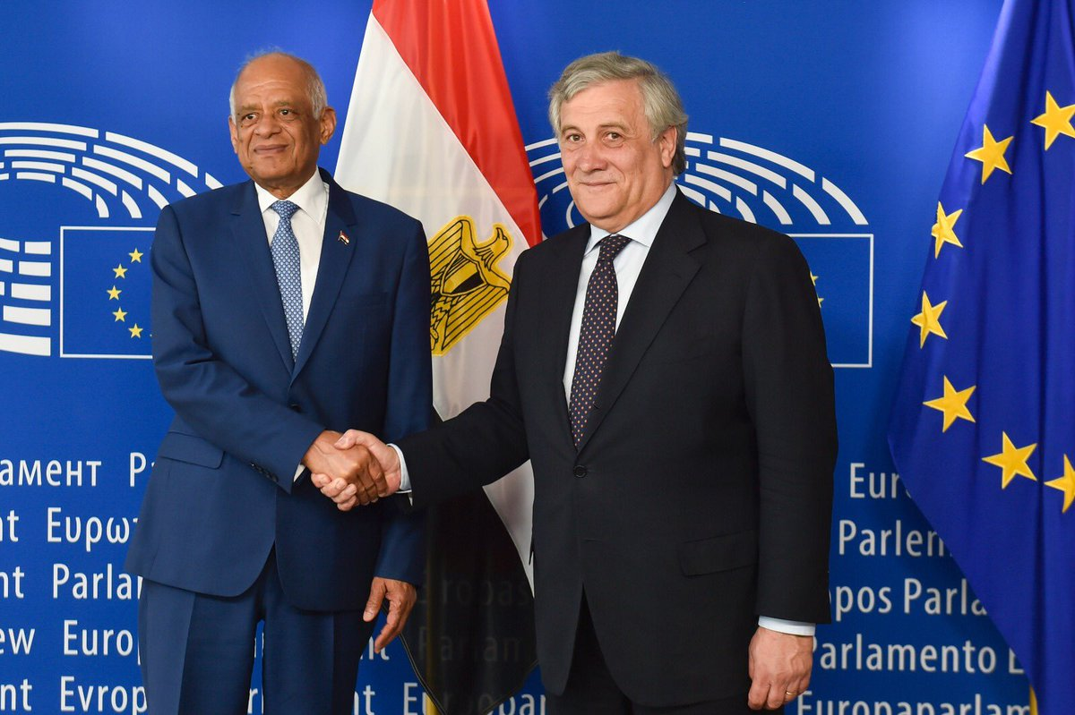 Discussed security, fight against terrorism and migration management with Egyptian Parliament Speaker, Dr Ali Abdel Aal. EU-Egypt cooperation is crucial for stability and growth in North Africa.