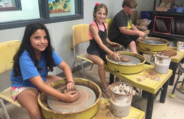 Make it a creative summer for young artists ages 4-18 at The @BananaFactorys Summer Art Camps & Intensives! New sessions start weekly: buff.ly/2IqMLny