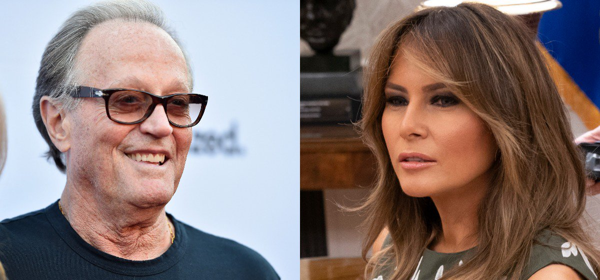 Melania Calls Secret Service After Actor Peter Fonda Calls For Barron Trump To Be Kidnapped https://t.co/Cn7312tmGU