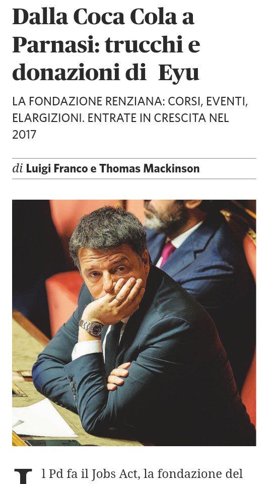 Chi si vede! #FattoQuotidiano #Parnasi #edicola #italia  - Ukustom