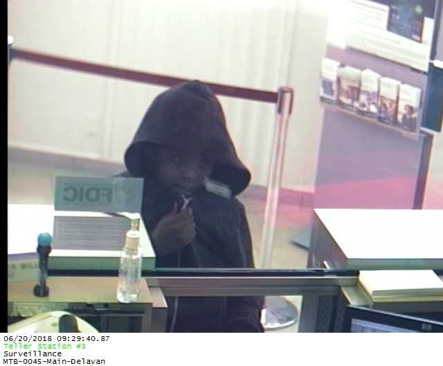 Police say someone robbed the M&T Bank at 1877 Main St. in  thi#Buffalos morning. Do you recognize the suspect? https://t.co/DyJFm2IMU0
