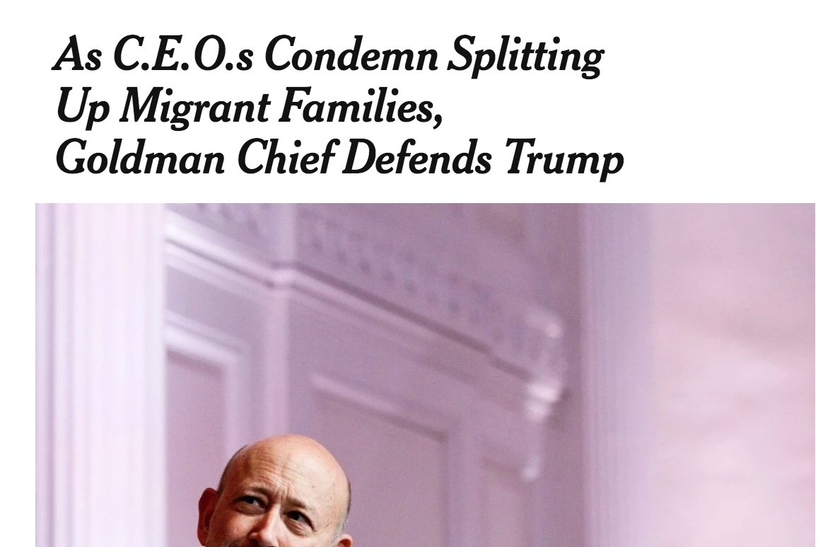only the new york times could find it 'surprising' that goldman sachs is a den of power-worshiping sociopaths