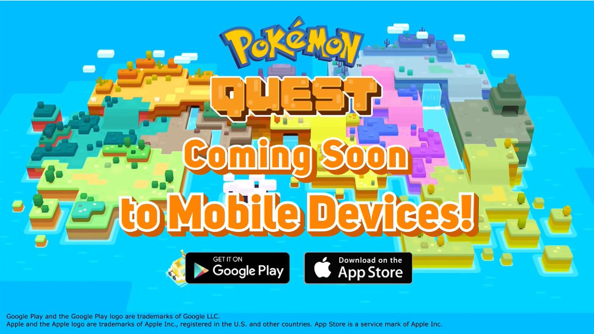 Pokemon Sword And Shield News On Twitter News Pokemon Quest Is
