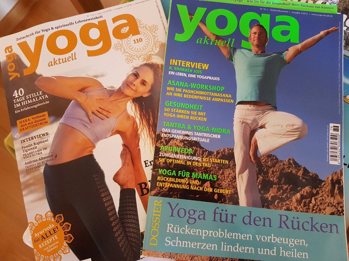 Yogazeitschrift Hashtag On Twitter