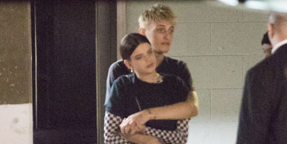 ce90945e09 anwar hadid has officially moved on from kendall jenner with another model