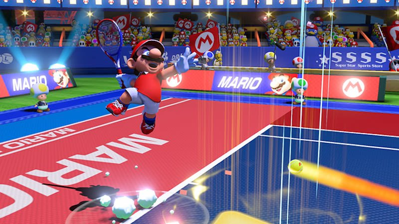 Mario Tennis on Switch is mostly fun, but frustrating. bit.ly/2ytAnlF